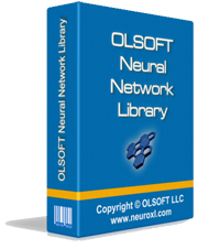 OLSOFT Neural Network Library Screenshot